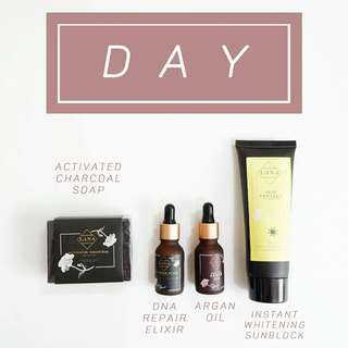 Day and Night Skincare