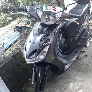 Yamaha Mio Sporty 2014 Model