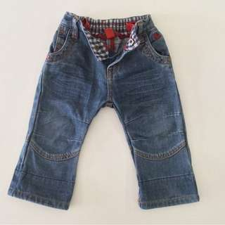 Poney Baby Boy Denim Pant