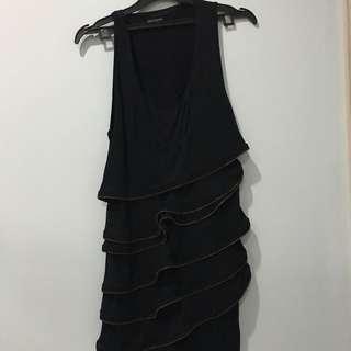 Mark & Spencer Black Dress