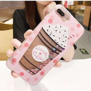 Glitter Case For 7+ And 7