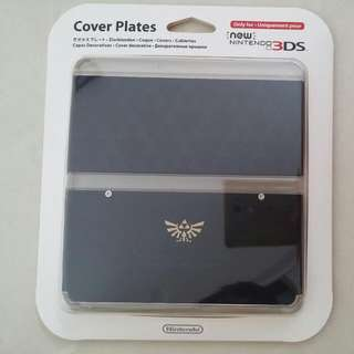 Cover Plates for New Nintendo 3DS - Zelda Triforce