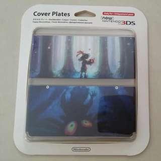 Cover Plates for New Nintendo 3DS - Zelda Majora's Mask Skull Kid