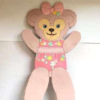 Duffy And ShellieMay The Disney Bears手機座