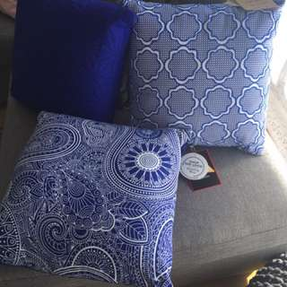 Limited Edition Cushions (x2 Of Each Design)