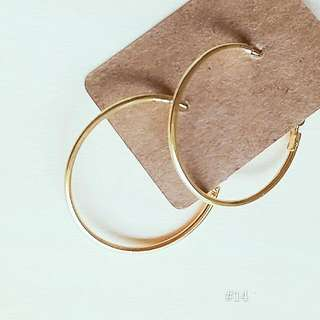 ♥圈圈耳環
