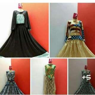 Gamis & long dress