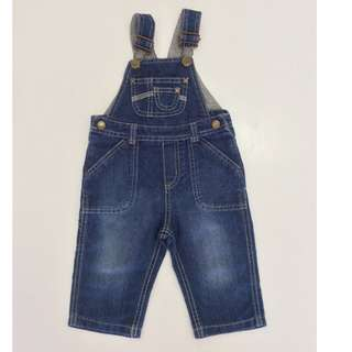 Mothercare Baby Boy Denim Overall