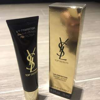 YSL 全新 有單 TOP SECRETS LIP PERFECTOR 美顏絕密完美護唇精華