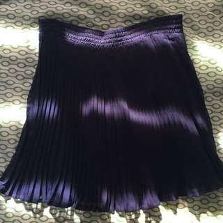 F&X Pleated Skirt