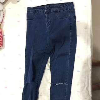 Striped Jeans (zara)