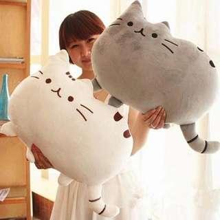 Kawaii Pusheen Cat Plush Toy