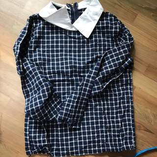 Checkered Long Sleeve Tpp