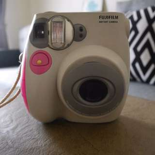 Fujifilm Instax Mini 7s (without box)