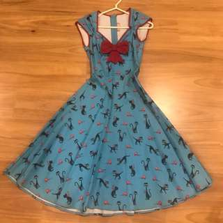 Pinup Couture Dress
