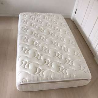 Dunlopillo Super Single Bed