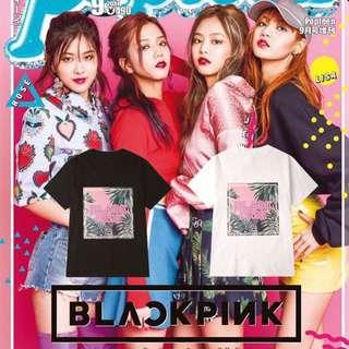 Po Blackpink Group Tshirt