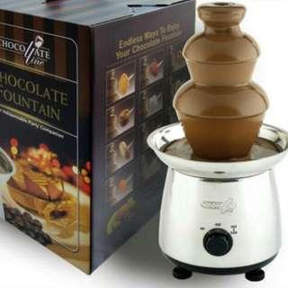 🍭Rent: Chocolate fountain machine Chocolate Fondue🍭