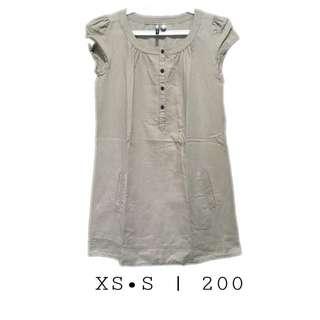 Denim Dress By Mango