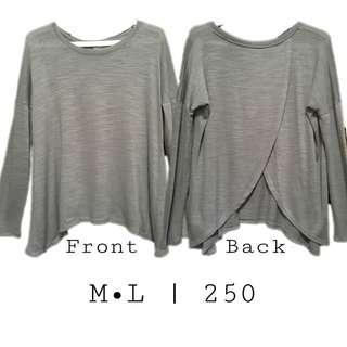 Long Sleeve Shirt By F21