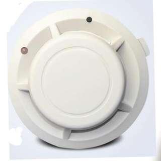 厨房睡房煙霧警報器 入電蕊不用安装