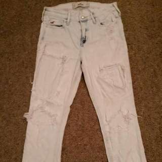 Hollister Jean's Size 8