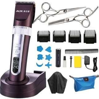 奧克斯家用理髮器電推剪成人兒童通用