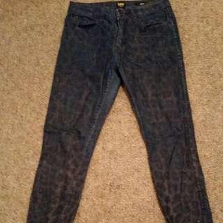 Lee Jeans Mid Licks