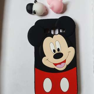 J5 2016   Mickey Mouse Rubber Case