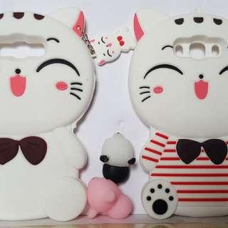 J7 2016   Lucky cat case