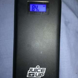 Juice Up 16000mah Chager