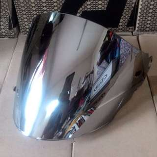 Arc Visor Chrome