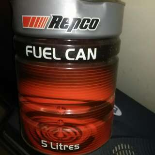 Repco Fuel Tin