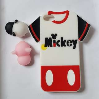 Iphone 5,5s,SE   Mickey Mouse Shirt Case
