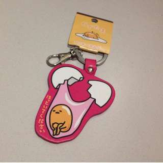 Gudetama Key Holder