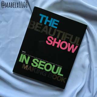 BEAST - The Beautiful Show Photobook