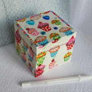手作3D拼貼盒(ID106)