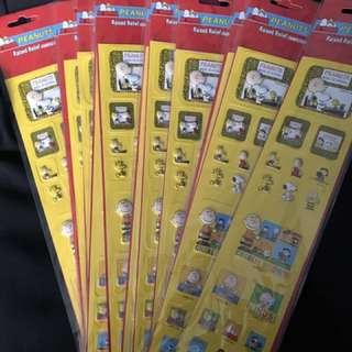 Sticker Snoopy Import