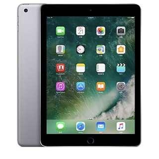 iPad 2017 128GB Wifi 太空灰