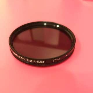Digital Filter Polarizer