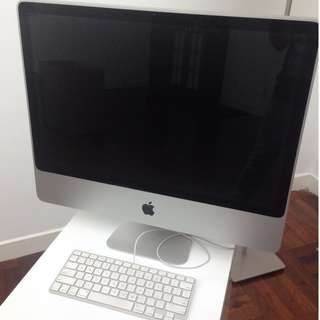 "Apple iMac 24"" (early 2009) incl. Touch Pad"