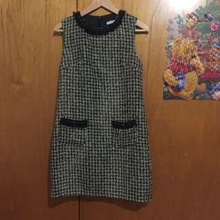 Zara tweet dress