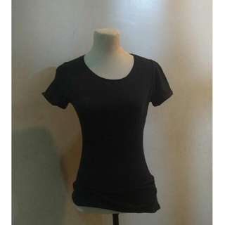 Zara Black Top / Shirt