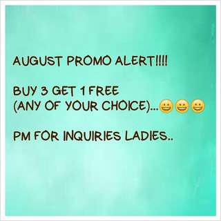 ATTENTION LADIES!!!