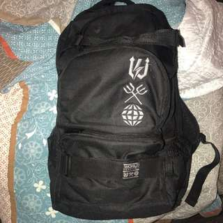 World Industries Skating Backpack