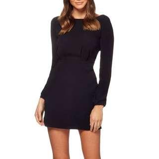 Kookaï Black Vesper Dress