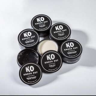 [2 for $20] KO Pomade & Matte Clay
