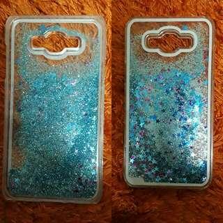 Samsung J7 Glittery Case