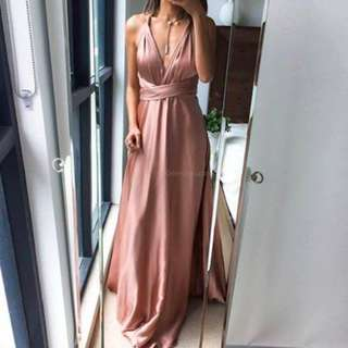 Multi Way Formal Dress