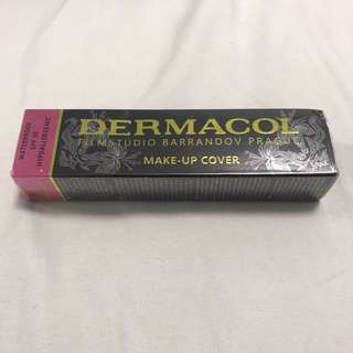 NEW Dermacol Make-Up Cover in 207